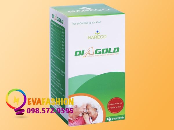 Hình ảnh DiAgold dạng hộp