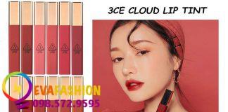 Hình ảnh son 3CE Cloud Lip Tint
