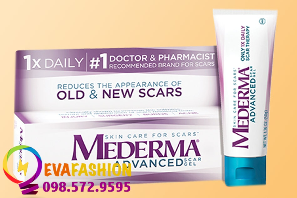 Thuốc trị sẹo Mederma