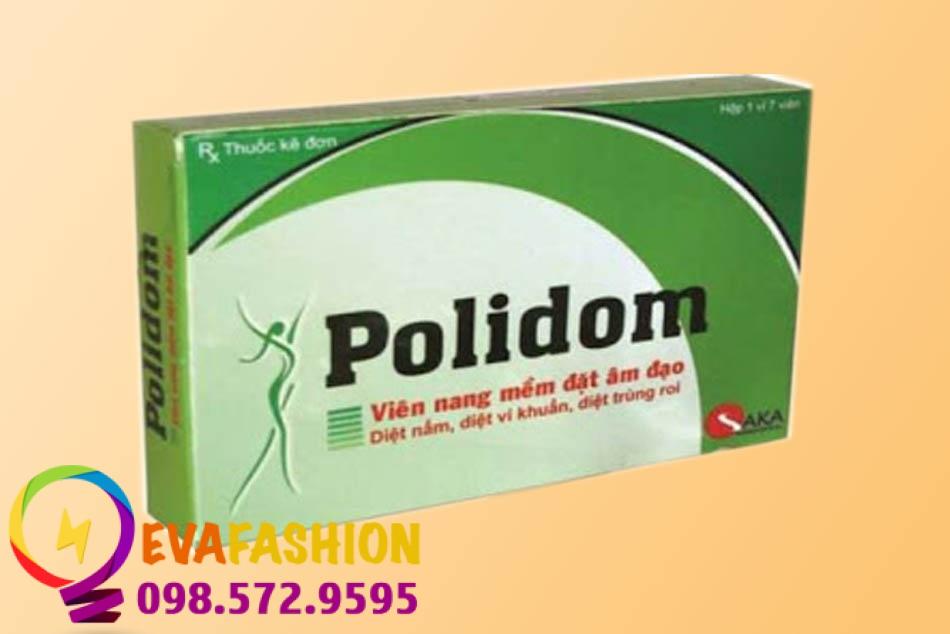 Thuốc đặt Polidom