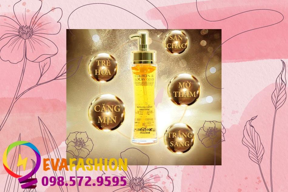 Công dụng của Collagen Luxury Gold