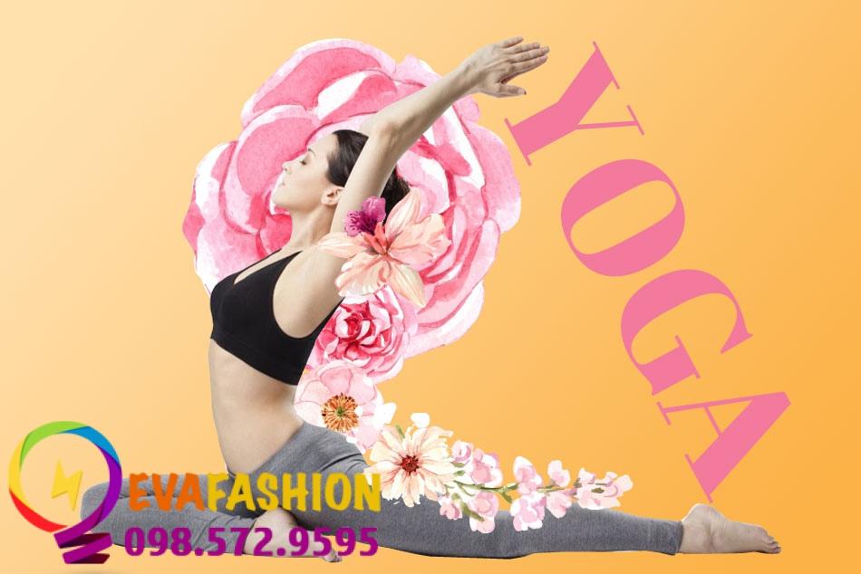 Tập Yoga nên mặc áo ngực