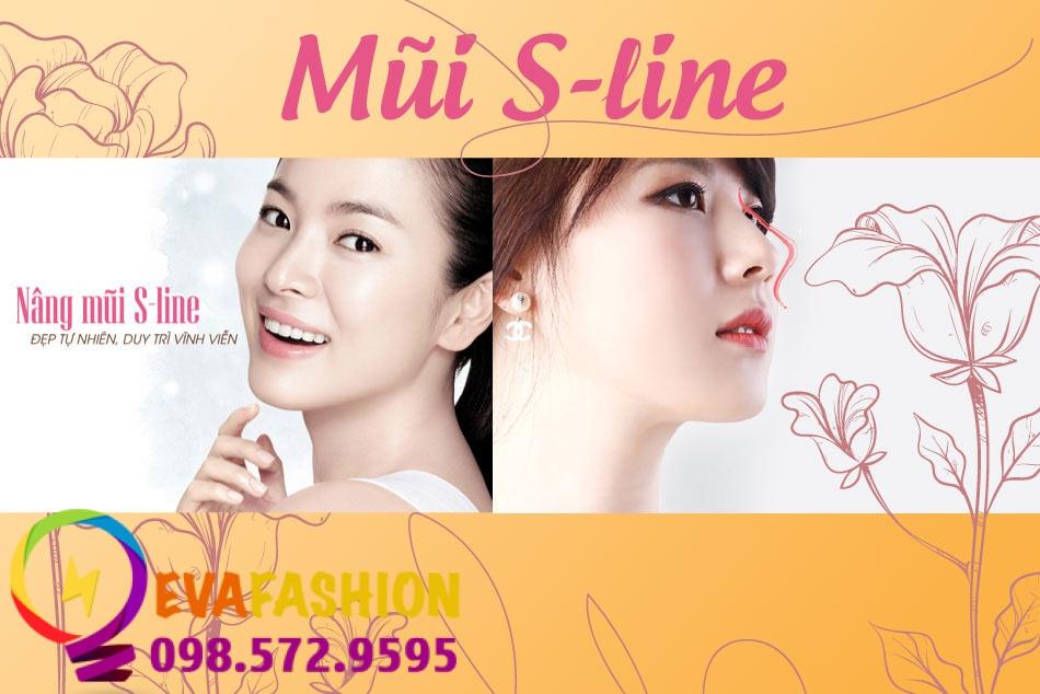 Mũi S-line Hàn Quốc