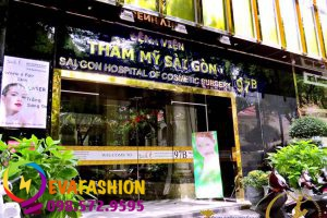 Hình ảnh bệnh viện thẩm mỹ Sài Gòn