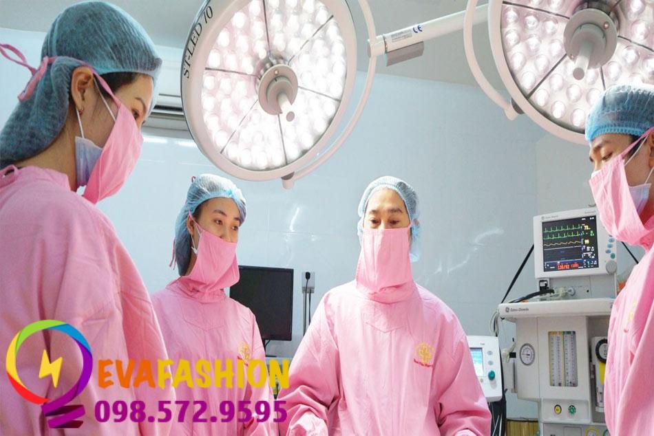 Hình ảnh bệnh viện thẩm mỹ Ngọc Phú