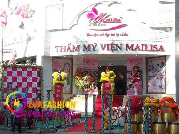 thẩm mỹ viện Mailisa chi nhánh TP Hồ Chí Minh