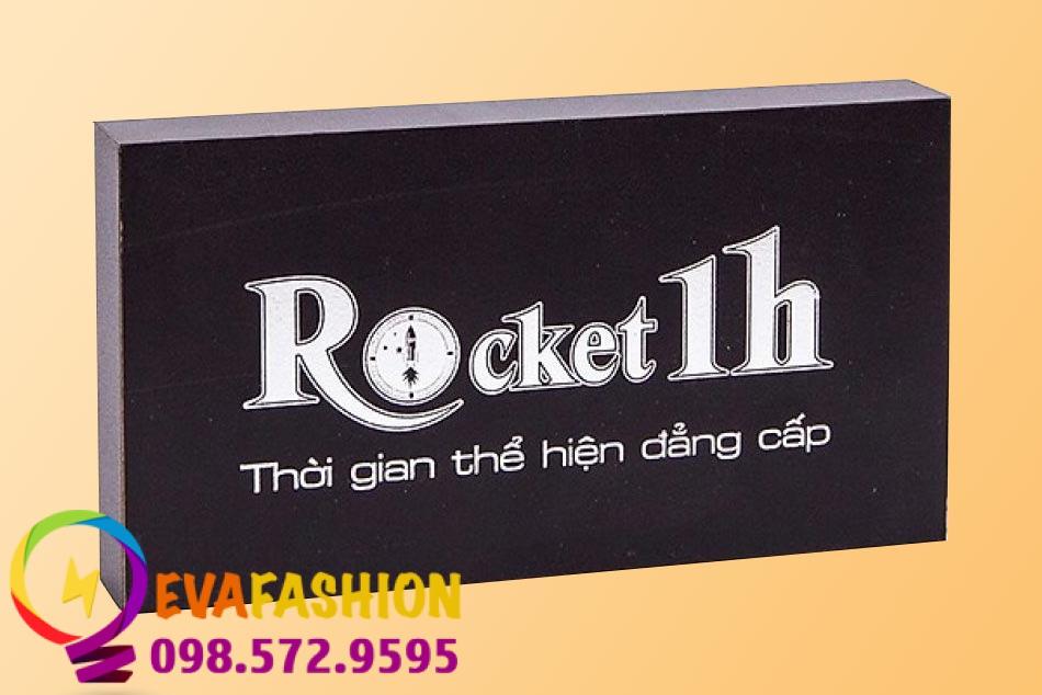 Thuốc cường dương của Việt Nam Rocket 1h