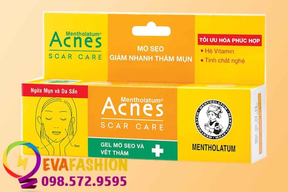 Kem trị mụn lưng Acnes Scar Care