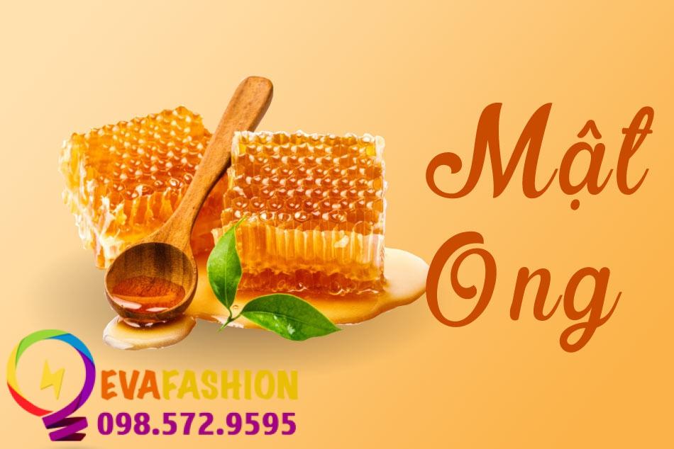 Mật ong - mẹo dân gian chữa ngứa vùng kín