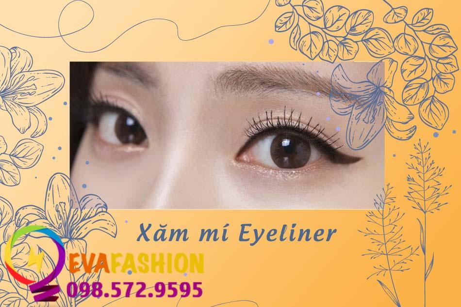 Phương pháp xăm mí Eyeliner