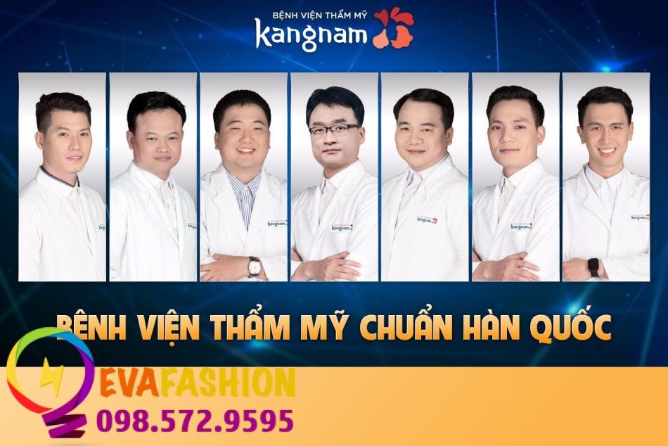 Xăm mí mắt tại bệnh viện thẩm mỹ Kangnam
