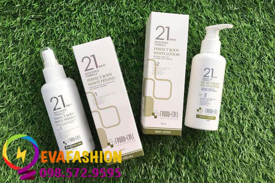 Hình ảnh sản phẩm 21 days Perfect Body White Reyou Cell