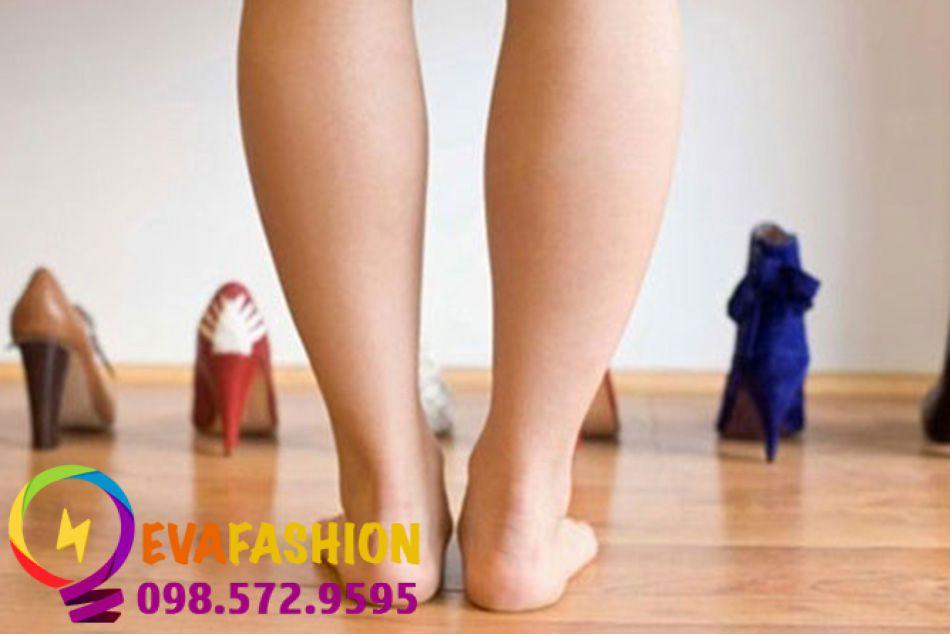 Tập luyện không đúng cách gây tăng kích thước bắp chân