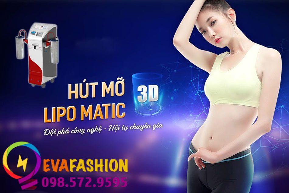 Giảm mỡ bằng Công nghệ Lipo Matic 3D