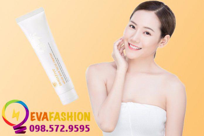 Sữa rửa mặt Innisfree White Pore Facial Cleanser