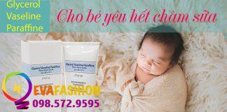 kem dưỡng da Glycerol Vaseline Paraffine