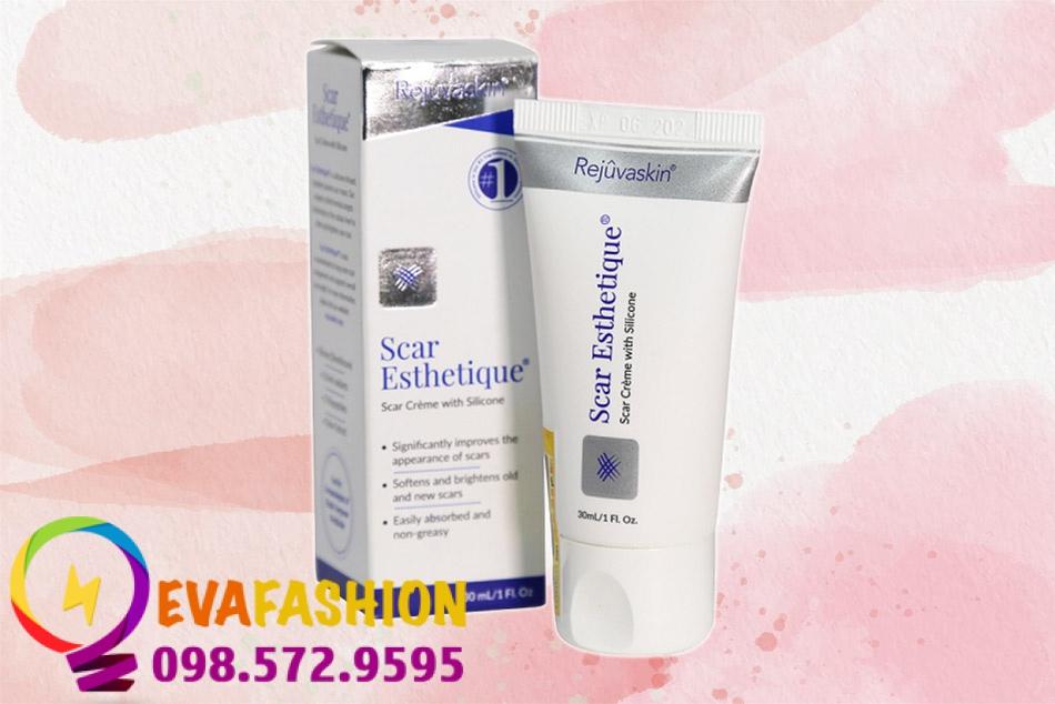 Kem trị sẹo Scar Esthetique tăng cường sự đàn hồi của da