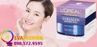 Kem dưỡng da L'Oreal Paris Collagen Moisture Filler Day - Night Cream