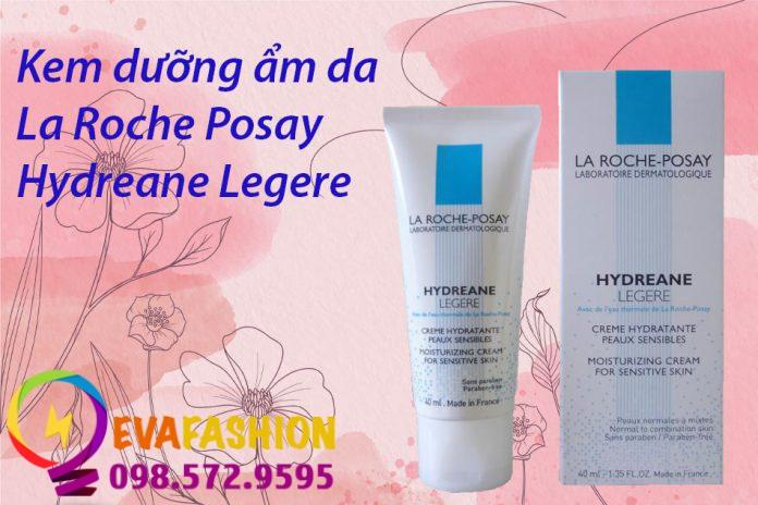 Hình ảnh kem dưỡng ẩm La Roche Posay Hydreane Legere
