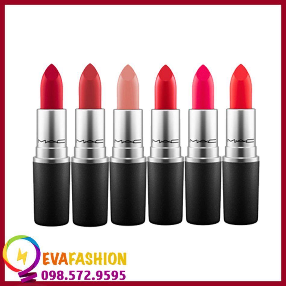 Son MAC Satin Lipstick chính hãng