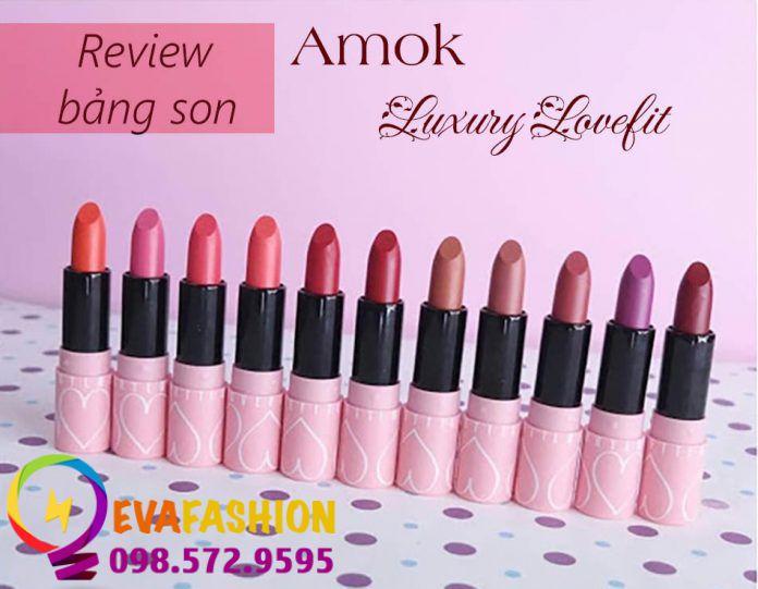 Son Amok Luxury Lovefit