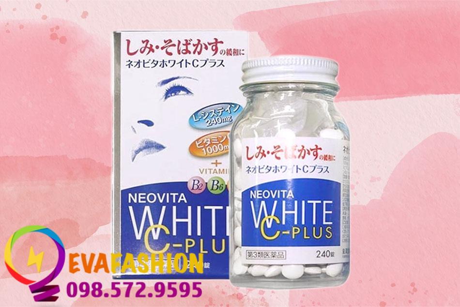Neovita White Plus - mẫu bao bì cũ