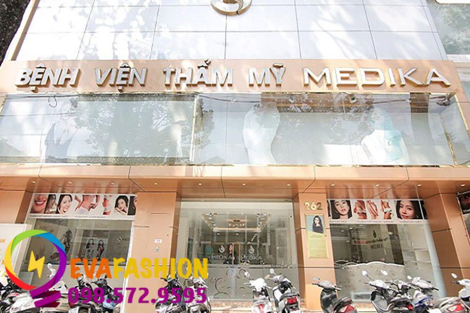 Hình ảnh Bệnh viện thẩm mỹ Medika