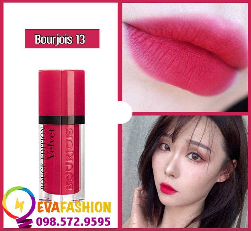 Hình ảnh Son Bourjois Rouge Edition Velvet