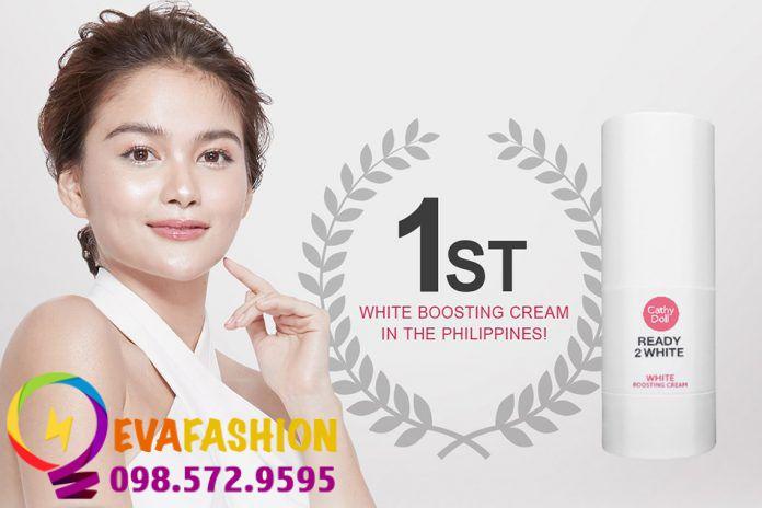 Hình ảnh Kem dưỡng da Cathy Doll Ready 2 White Boosting Cream