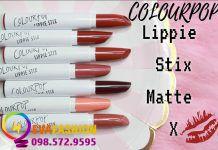Hình ảnh son bút chì Colourpop Lippie Stix