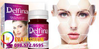 Hình ảnh viên uống Delfina Nhất Nhất
