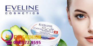 Hình ảnh Kem dưỡng ẩm làm trắng da Eveline Extra Soft Whitening