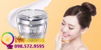 Hình ảnh kem dưỡng trắng da Goodal Premium Snail Tone Up Cream