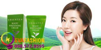 Hình ảnh Green Tea Magic Whitening Cream