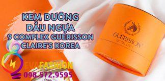 Hình ảnh kem dầu ngựa Guerission 9 Complex Horse Oil Cream