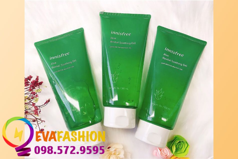 Hình ảnh Innisfree Aloe Revital Soothing Gel