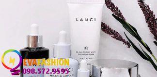 Hình ảnh kem dưỡng trắng da Lanci Whitening Cream