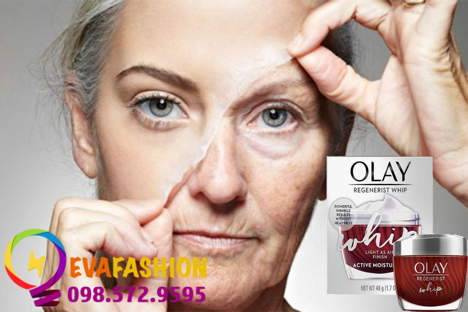 Hình ảnh kem dưỡng chống lão hóa OLAY Regenerist Whip Active Moisturizer