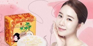 Hình ảnh kem sâm vàng Thái Lan Korean Extra Pearl Cream