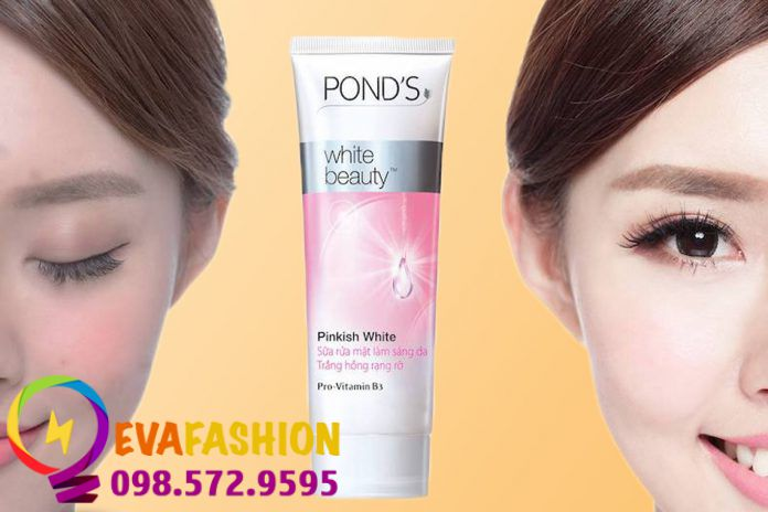 Hình ảnh Sữa rửa mặt POND'S White Beauty