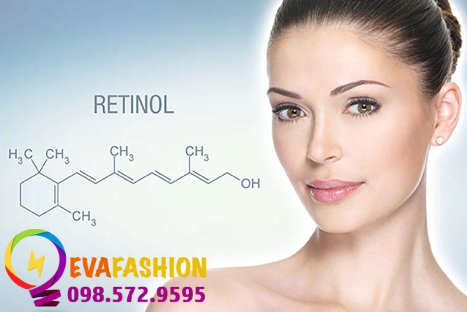 Hình ảnh Retinol