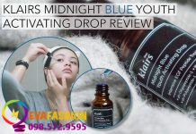 Tinh chất dưỡng da Klairs Midnight Blue Youth Activating Drop