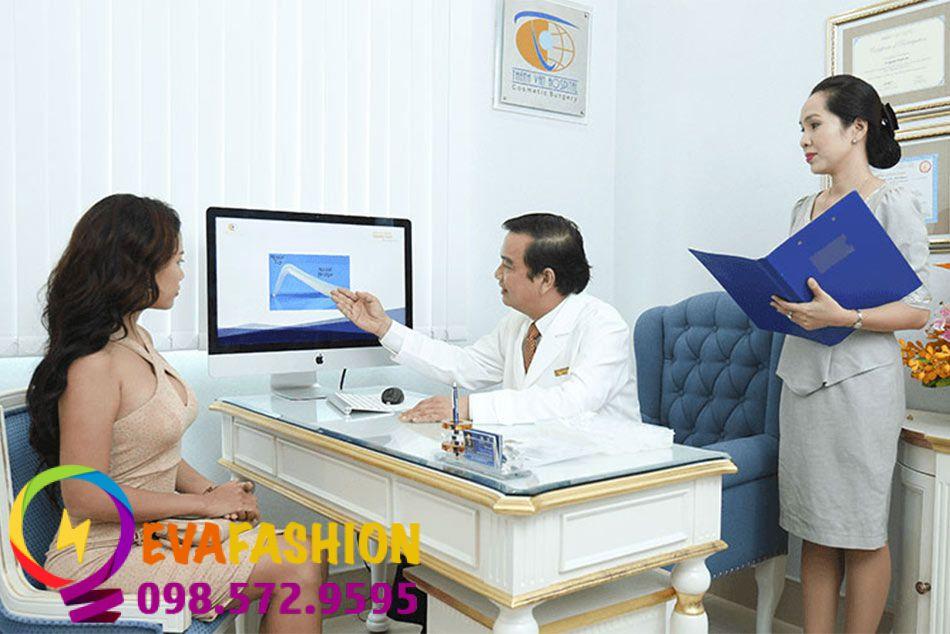Hình ảnh thẩm mỹ viện Thanh Vân
