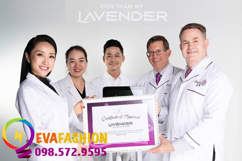 Thẩm mỹ viện Lavender luôn đi đầu trong việc áp dụng các công nghệ tiên tiến, hiện đại nhất