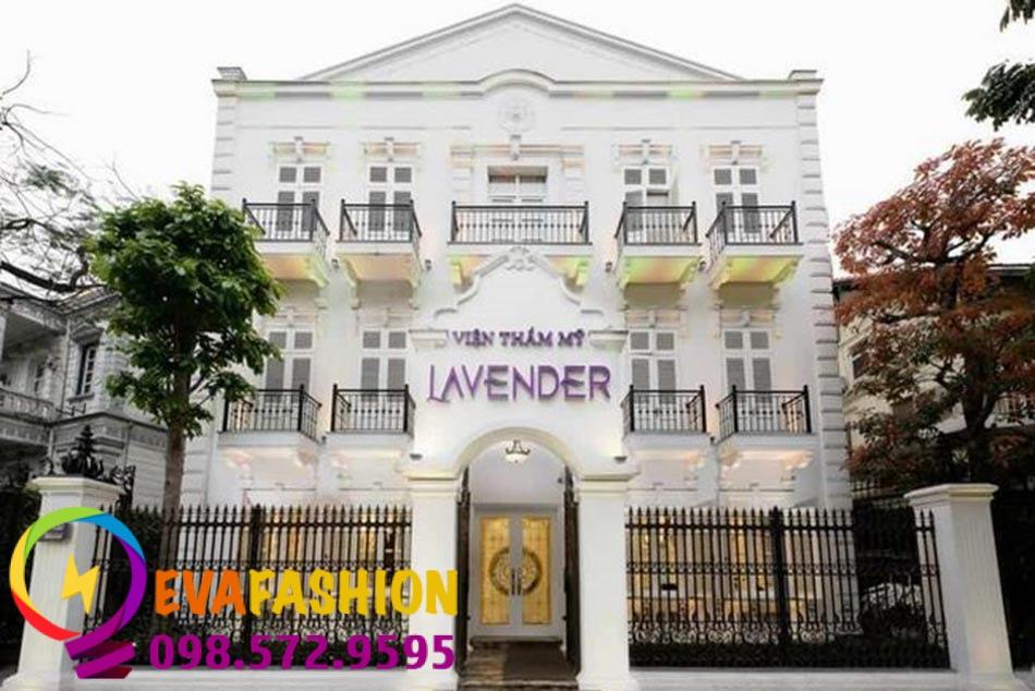 Thẩm mỹ viện Lavender với bề dày phát triển là sự lựa chọn hàng đầu cho mọi khách hàng.