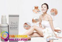 Hình ảnh kem dưỡng da 2 in 1 White Body Perfection