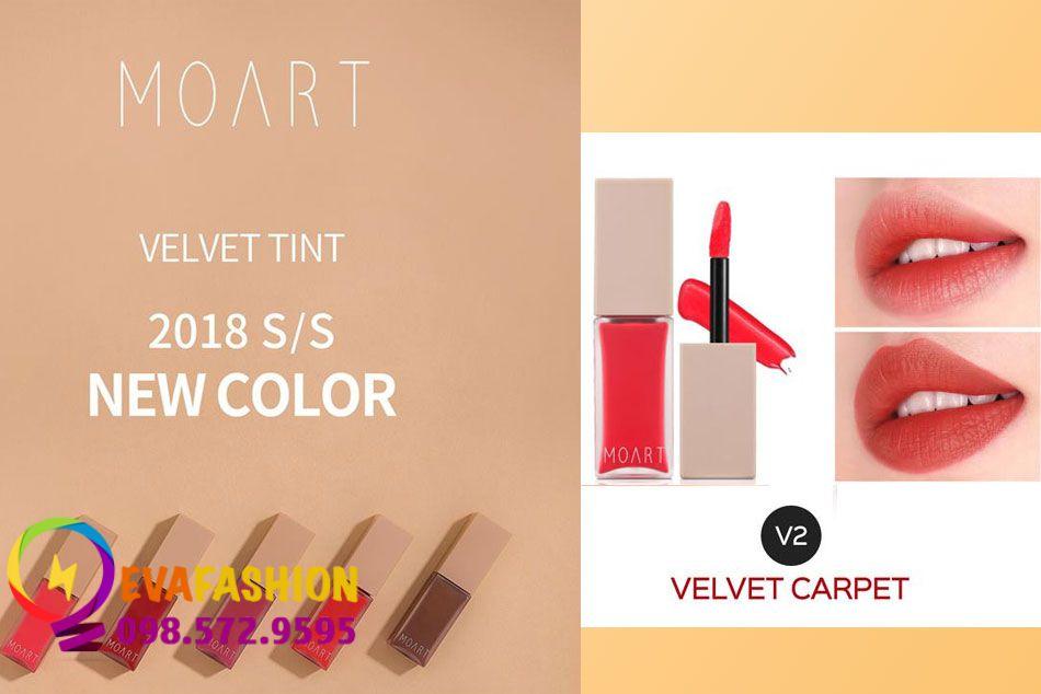 Moart Velvet Tint V2 - Velvet Carpet