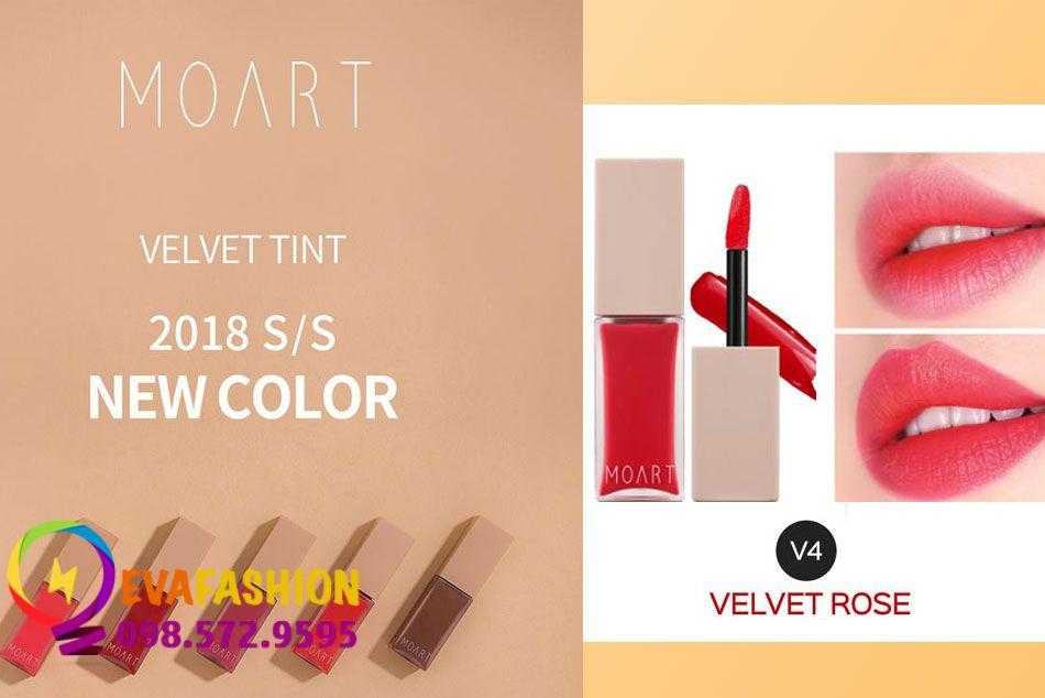 Moart Velvet Tint V4 - Velvet Rose