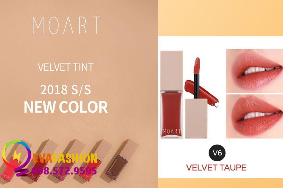 Moart Velvet Tint V6 - Velvet Taupe