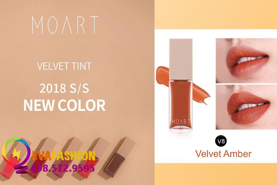 Moart Velvet Tint V8 - Velvet Amber